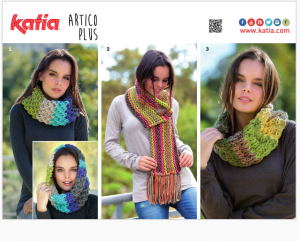 Katia artico plus modeles
