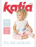 Katia catalogue layette 72