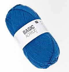Rico basic acrylique bleue 1
